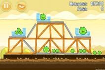 Angry Birds Mighty Hoax 3 Star Walkthrough Level 5-18
