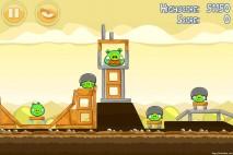 Angry Birds Mighty Hoax 3 Star Walkthrough Level 5-2