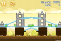 Angry Birds Mighty Hoax 3 Star Walkthrough Level 5-20