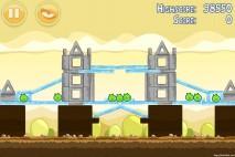 Angry Birds Mighty Hoax 3 Star Walkthrough Level 5-20