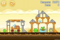 Angry Birds Mighty Hoax 3 Star Walkthrough Level 5-3