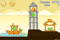 Angry Birds Mighty Hoax 3 Star Walkthrough Level 5-7