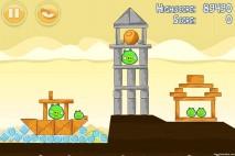 Angry Birds Mighty Hoax 3 Star Walkthrough Level 5-7