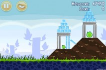 Angry Birds Poached Eggs 3 Star Walkthrough Level 1-10
