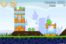 Angry Birds Poached Eggs 3 Star Walkthrough Level 1-11