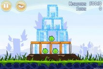 Angry Birds Poached Eggs 3 Star Walkthrough Level 1-12