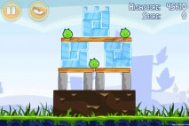 Angry Birds Poached Eggs 3 Star Walkthrough Level 1-7