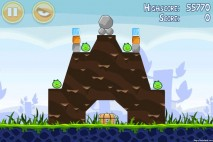 Angry Birds Poached Eggs 3 Star Walkthrough Level 1-8
