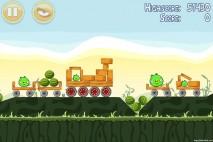 Angry Birds Poached Eggs 3 Star Walkthrough Level 2-14