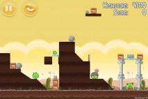 Angry Birds Poached Eggs 3 Star Walkthrough Level 3-13