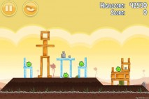 Angry Birds Poached Eggs 3 Star Walkthrough Level 3-4