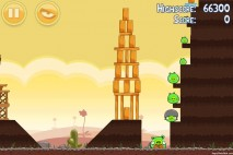 Angry Birds Poached Eggs 3 Star Walkthrough Level 3-9