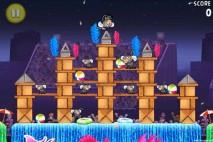 Angry Birds Rio Carnival Upheaval Walkthrough Level 11 (7-11)