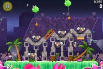 Angry Birds Rio Carnival Upheaval Walkthrough Level 12 (7-12)