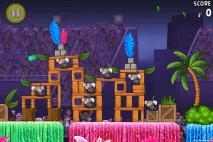 Angry Birds Rio Carnival Upheaval Walkthrough Level 13 (7-13)