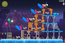 Angry Birds Rio Free Carnival Upheaval Walkthrough Level 4-1