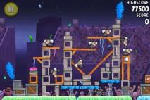 Angry Birds Rio Carnival Upheaval Walkthrough Level 4 (7-4)
