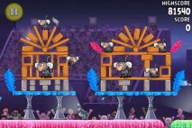 Angry Birds Rio Free Carnival Upheaval Walkthrough Level 4-2