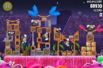 Angry Birds Rio Carnival Upheaval Walkthrough Level 6 (7-6)