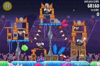 Angry Birds Rio Carnival Upheaval Walkthrough Level 8 (7-8)