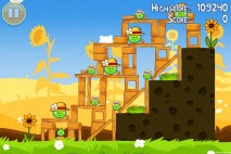 Angry Birds Seasons Summer Pignic Level 1-3 Walkthrough