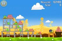 Angry Birds Seasons Summer Pignic Level 1-8 Walkthrough