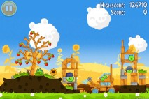 Angry Birds Seasons Summer Pignic Level 1-9 Walkthrough