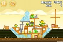 Angry Birds Big Setup 3 Star Walkthrough Level 10-14