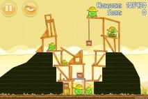 Angry Birds Big Setup 3 Star Walkthrough Level 10-15