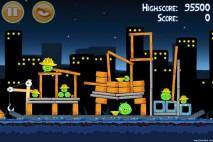 Angry Birds Big Setup 3 Star Walkthrough Level 11-11