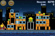 Angry Birds Big Setup 3 Star Walkthrough Level 11-12