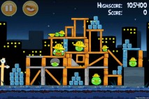 Angry Birds Big Setup 3 Star Walkthrough Level 11-13