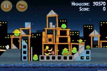 Angry Birds Big Setup 3 Star Walkthrough Level 11-14