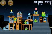 Angry Birds Big Setup 3 Star Walkthrough Level 11-15