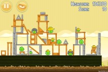 Angry Birds Big Setup 3 Star Walkthrough Level 11-3