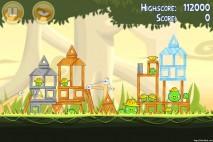 Angry Birds Big Setup 3 Star Walkthrough Level 11-7