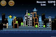 Angry Birds Big Setup 3 Star Walkthrough Level 11-8