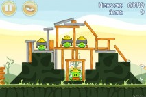Angry Birds Big Setup 3 Star Walkthrough Level 9-12