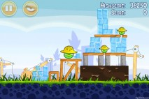 Angry Birds Big Setup 3 Star Walkthrough Level 9-2
