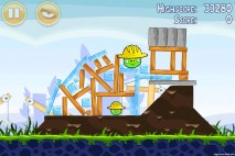 Angry Birds Big Setup 3 Star Walkthrough Level 9-5