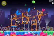 Angry Birds Rio Carnival Upheaval Walkthrough Level 16 (8-1)