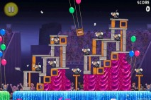 Angry Birds Rio Carnival Upheaval Walkthrough Level 26 (8-11)
