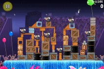 Angry Birds Rio Carnival Upheaval Walkthrough Level 27 (8-12)