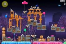 Angry Birds Rio Carnival Upheaval Walkthrough Level 28 (8-13)