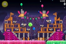Angry Birds Rio Carnival Upheaval Walkthrough Level 29 (8-14)
