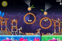 Angry Birds Rio Papaya #8 Walkthrough Level 17 (8-2)