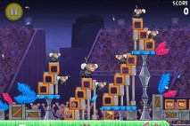 Angry Birds Rio Carnival Upheaval Walkthrough Level 20 (8-5)