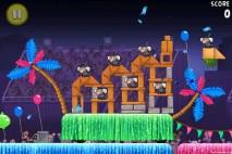 Angry Birds Rio Carnival Upheaval Walkthrough Level 21 (8-6)