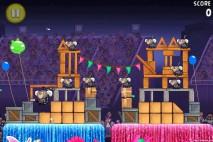 Angry Birds Rio Carnival Upheaval Walkthrough Level 23 (8-8)