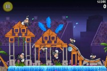 Angry Birds Rio Carnival Upheaval Walkthrough Level 24 (8-9)